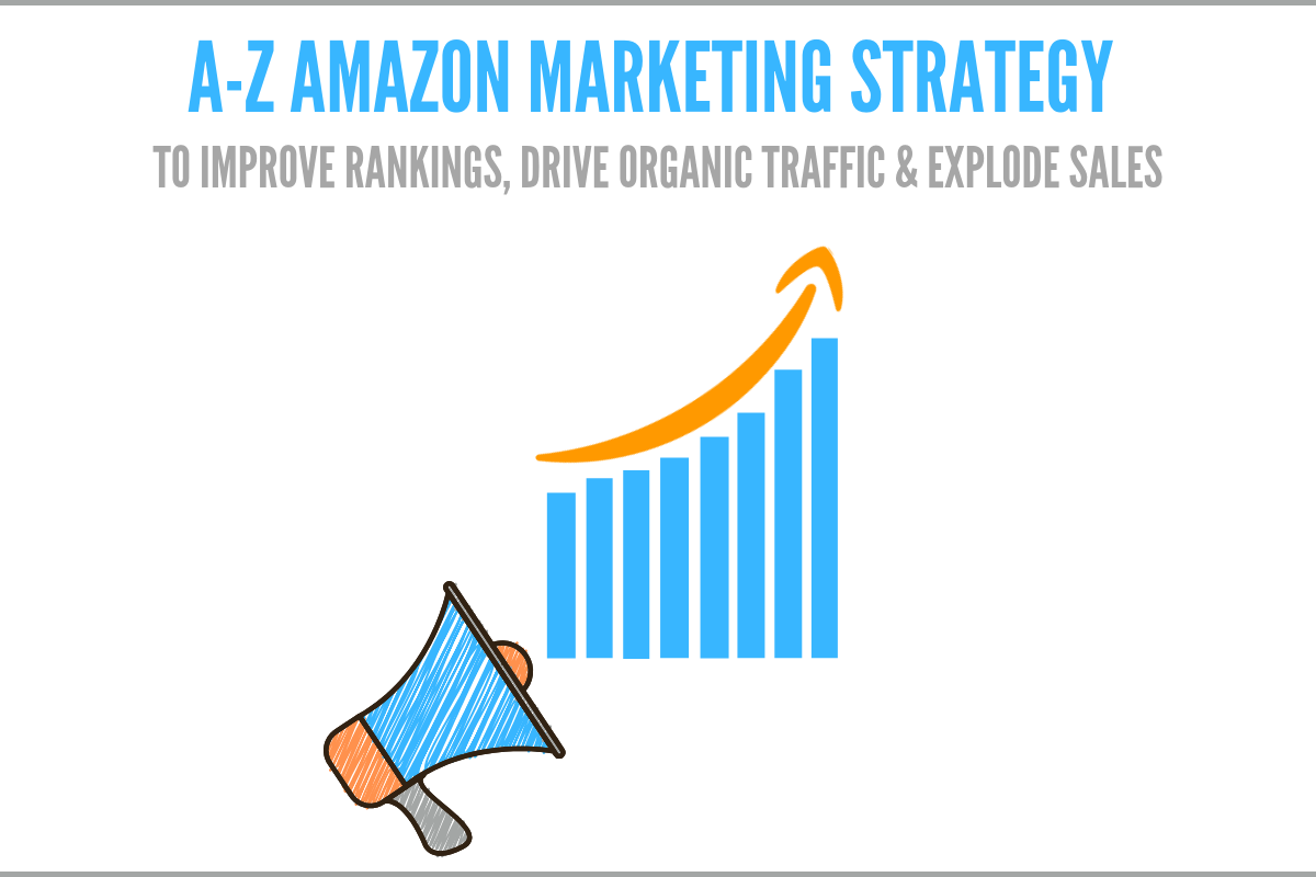 Amazon Marketing Strategy - Amazon SEO Consultant