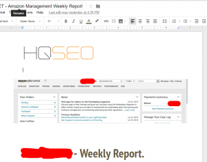 Amazon Management Image