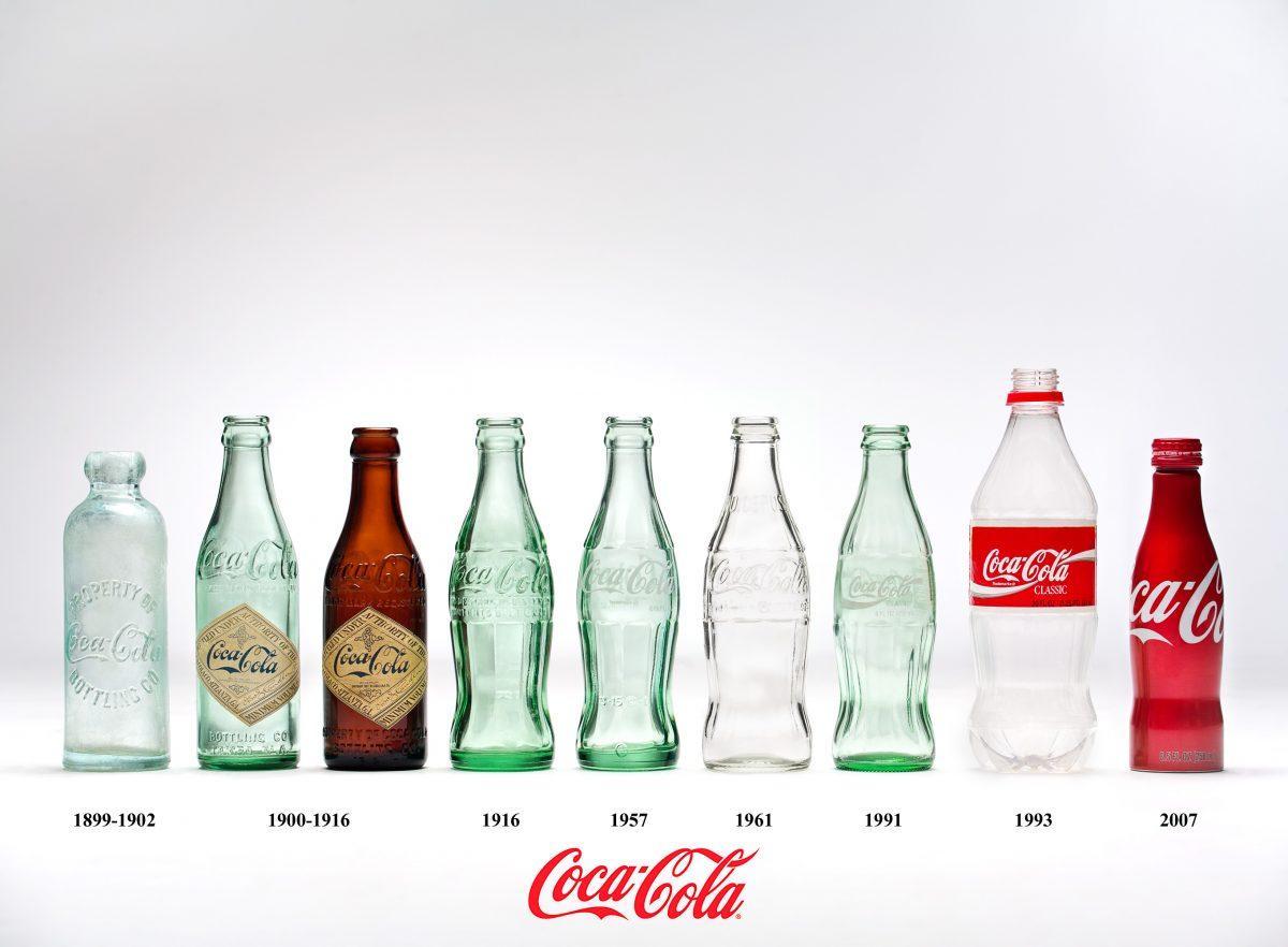 Coke Bottle Evolution - Coke Logo Branding - FedEx Branding - Brand Consistency - AmazonSEOConsultant.com