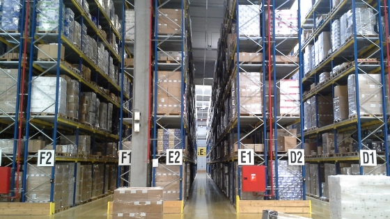 warehouse wholesale stock
