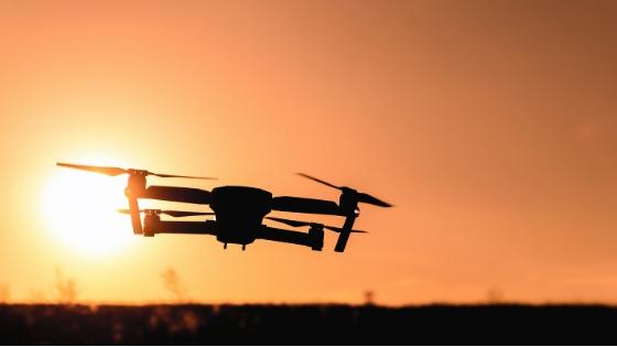 drone niche website