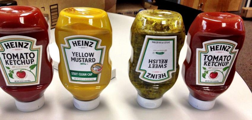 Heinz Bottles