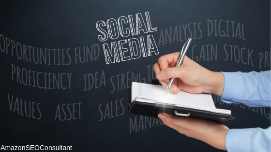 social media marketing for amazon