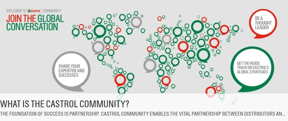 castrol community