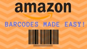 guide to amazon barcodes