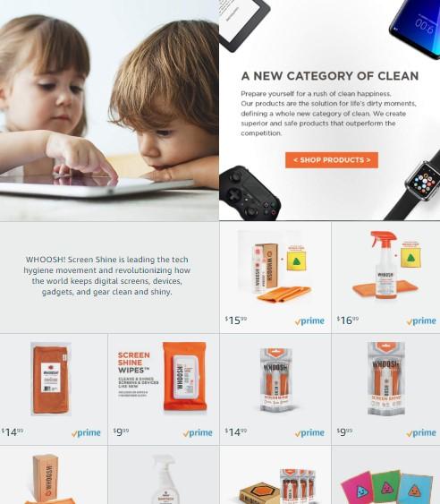 amazon enhanced brand content example