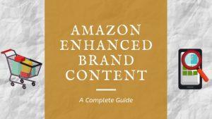 amazon enhanced brand content guide