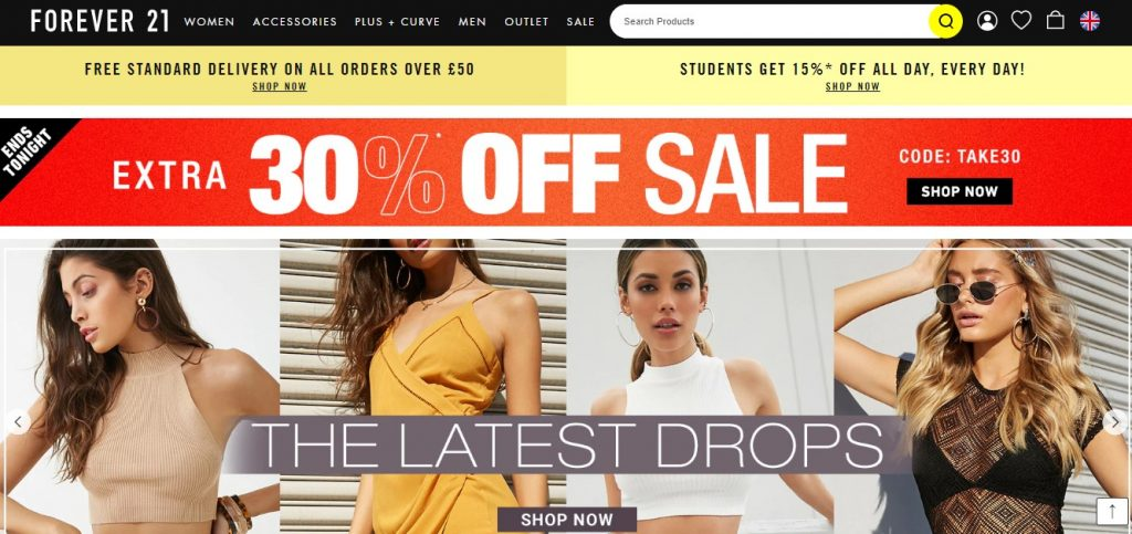 best ecommerce clothing sites