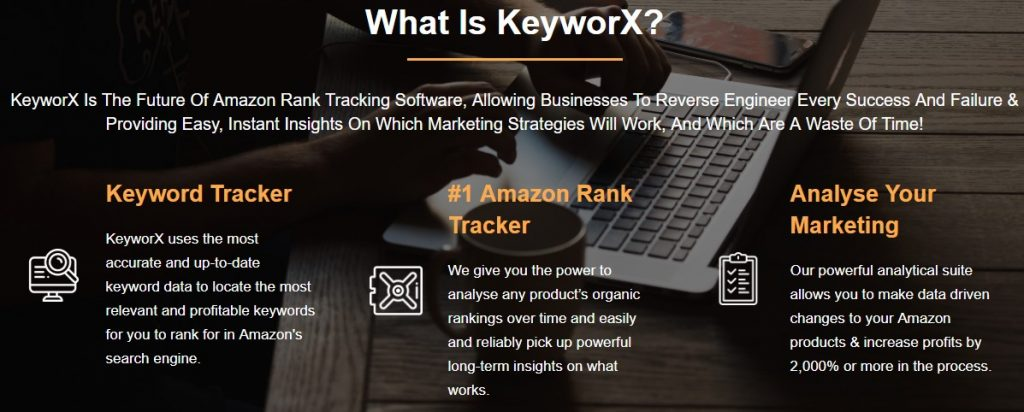 keyworx features