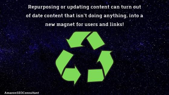 update content