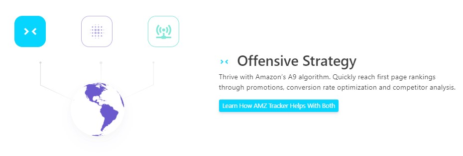 amz tracker offensive strategy