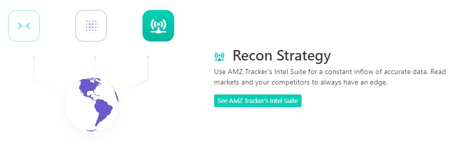 amz tracker recon strategy