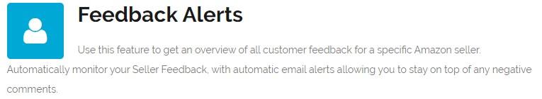 amzshark feedback alerts
