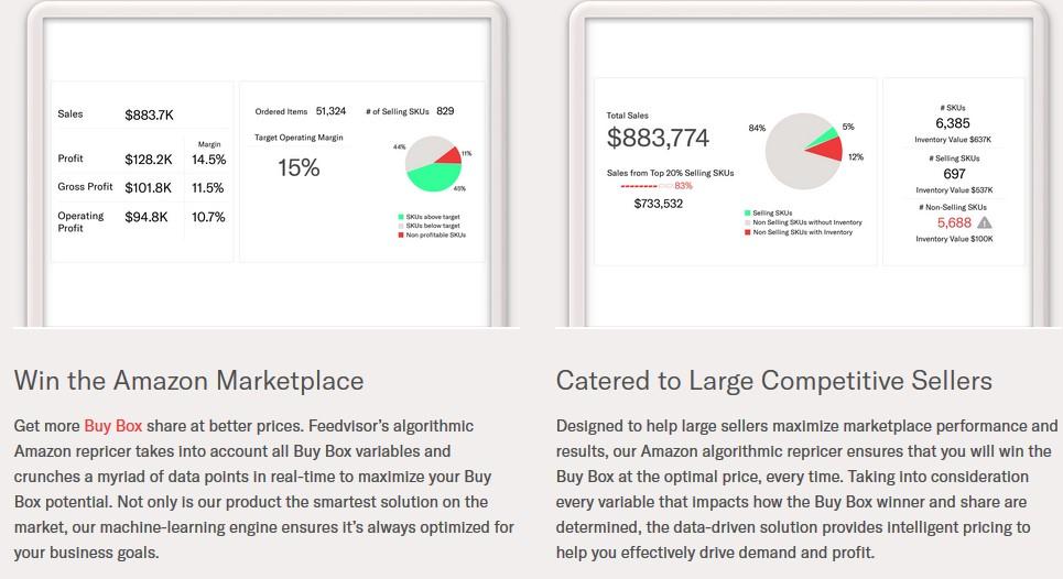 feedvisor price optimization