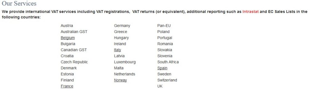 simplyvat countries