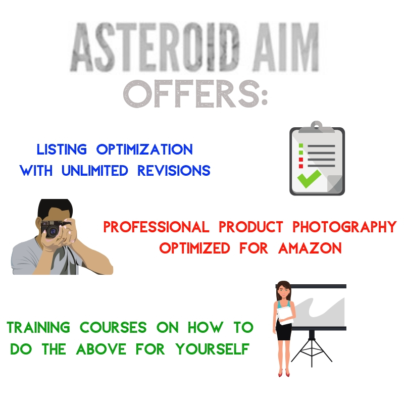 asteroid aim Amazon reviews