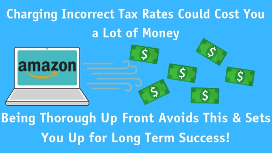 collecting sales tax on amazon