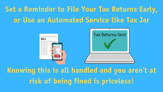 filing tax returns for amazon fba