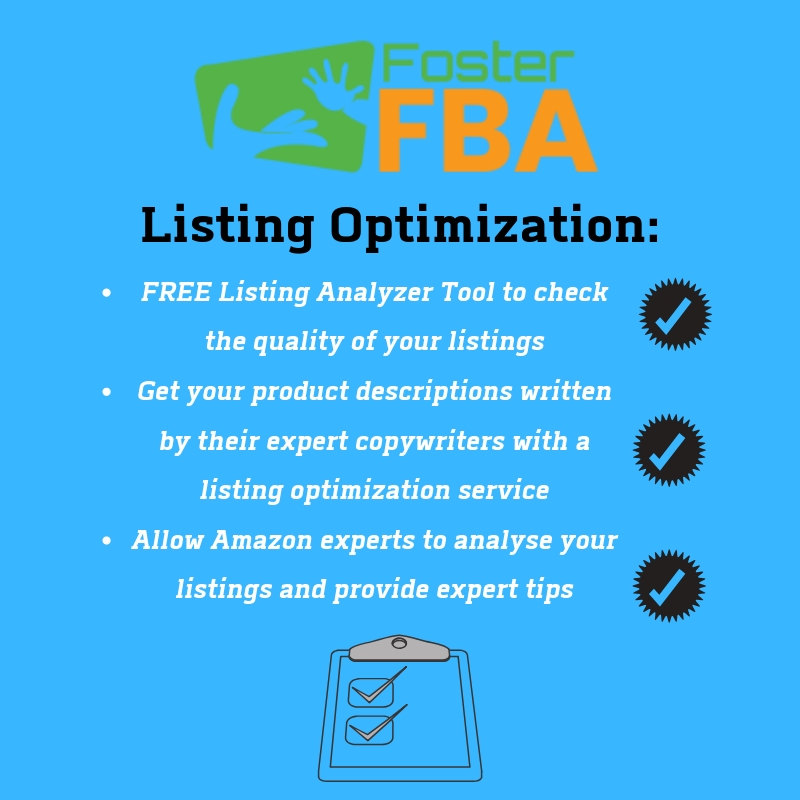 fosterfba listing optimization