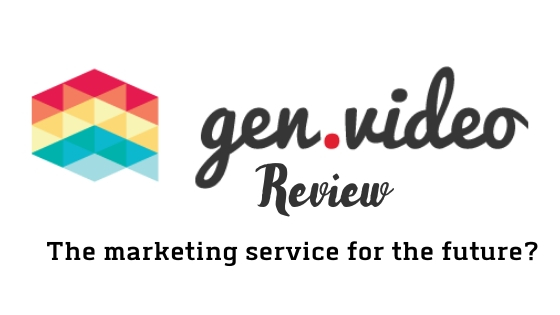 GenVideo Review: An Influencer Marketing Platform for the