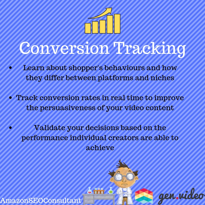 gen.video conversion tracking