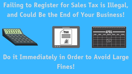 register for sales tax