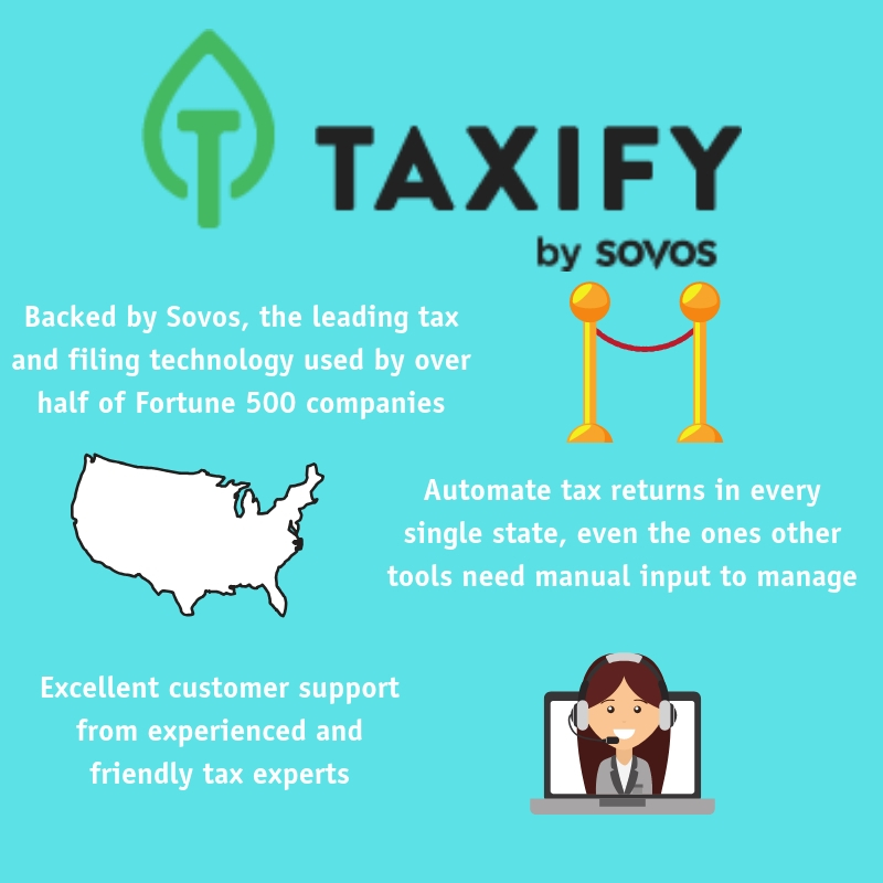 taxify tax software