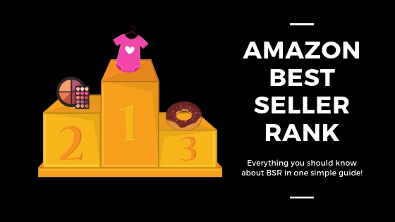 what does amazon best seller rank mean