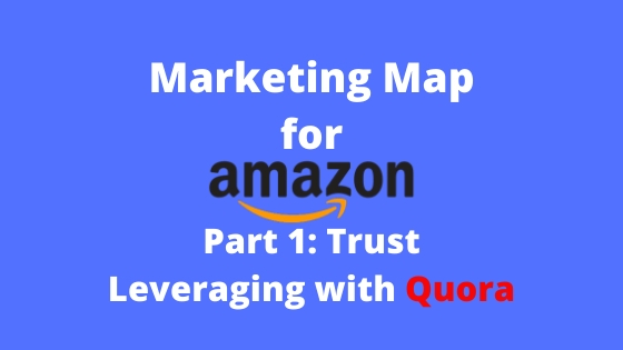 quora trust marketing for amazon