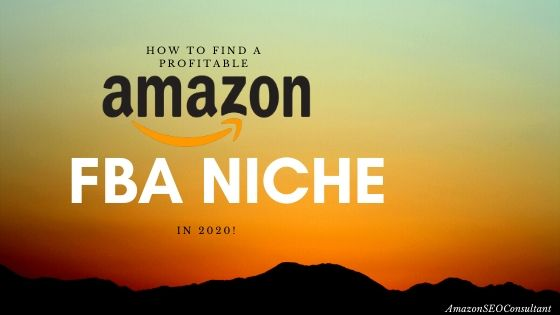 how to find the best niche products for Amazon FBA